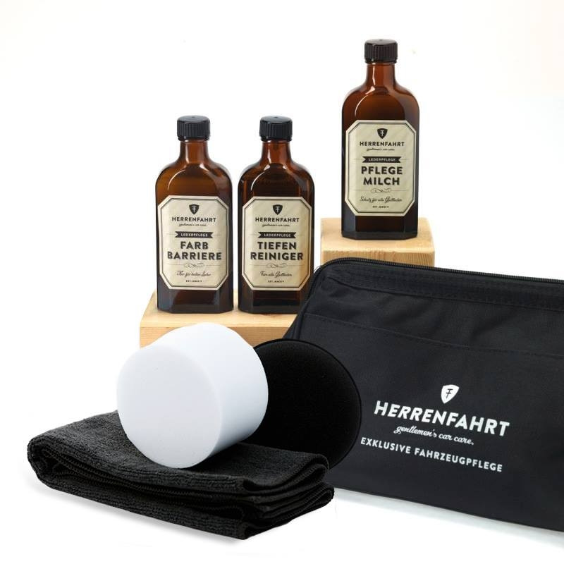 Leather Care Collection