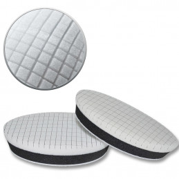 Sandwich Spider Pad B/W 160mm