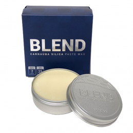 Carnauba Blend Silica Paste Wax 100ml