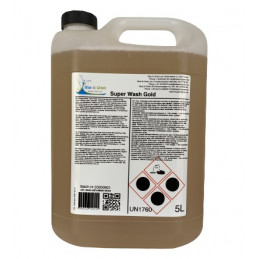Super Wash Gold 5L