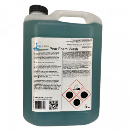 Pear Foam Wash 5L